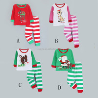 Kids Wholesale Boutique Fashion Christmas Family