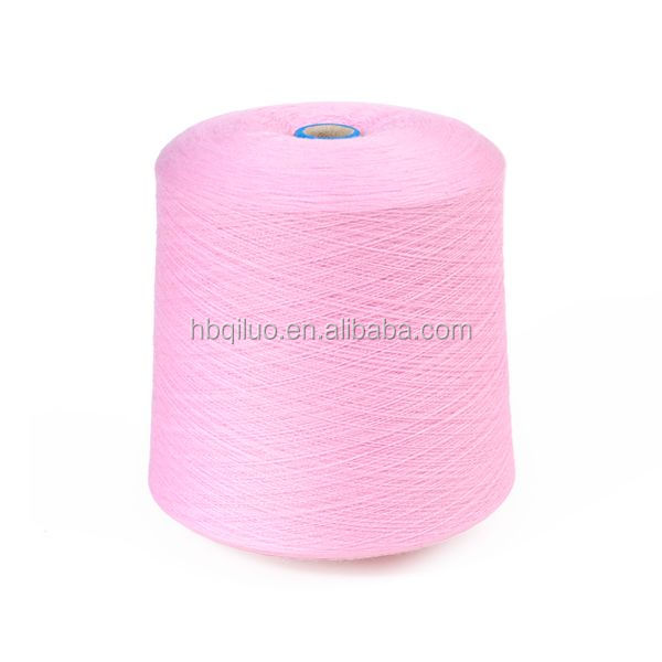 Europe Importer Special Order Eco-Friendly Super Soft Fabric Knitting Ring Spun Or MVS Vortex Viscose 80/20 Polyester Yarn