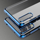Top Quality carbon fiber case for huawei honor 9i 6a acrylic transparent mobile phone cover for vivo x20