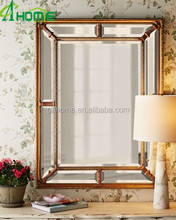 Classic Design Rectangle Frame Large Full Length Wall Hanging Mirror