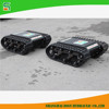Robot tracks platform/undercarriage