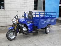 Three Wheels Motorcycle gas Tricycle/cargo motor cycle/van cargo tricycle