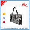 Fashion design non-woven shopping bag for any industrial