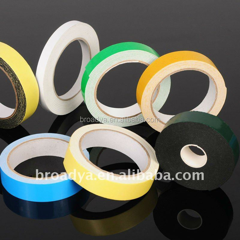 PE foam double sided adhesive circle tape