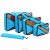 Multifunctional travel case 5 pcs set travel packing cubes outdoor camping