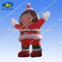 Inflatable Cartoon Character Christmas Decoration Items