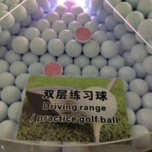 Manufacturer wholesale cheap golf ball golf range ball