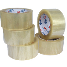 New products super clear crystal bopp packing tape jumbo rolls
