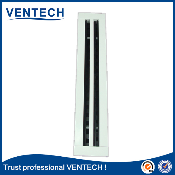 air conditioner aluminum grille linear slot air diffuser