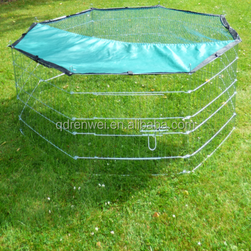 DOG PUPPY RABBIT FOWL BIRDS CHICKEN GUINEA PET 8 PLAYPEN RUN
