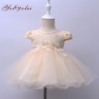 2year Little Baby Girl Fluffy Puffy Dress Kid Clothing Summer