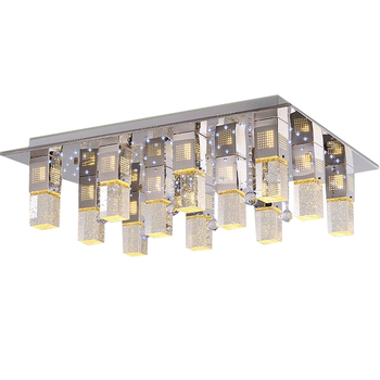 square ceiling lighting LED Crystal ceiling lighting AT880020