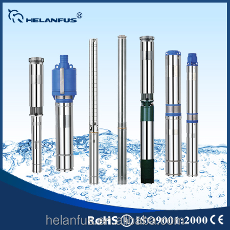 "3.5"" 4"" 6"" Stainless Steel Submersible Electric Pump"
