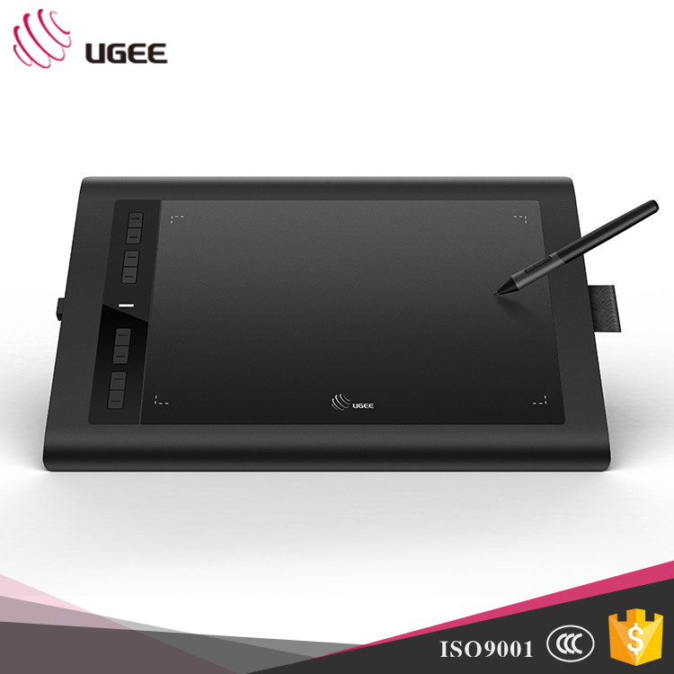 2017 New Products Ugee Ultra 10 Inch Digital Signature Tablet
