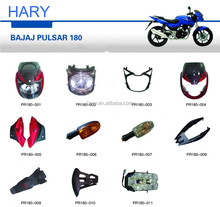 Best quality bajaj pulsar 180 motorcycle headlight
