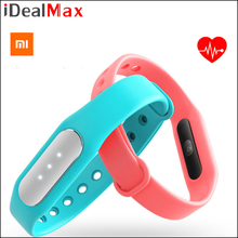 Original Xiaomi Mi Band 1S 1 S Pulse Smart Bracelet MiBand 1S Heart Rate Monitor Bluetooth IP67 Waterproof Wristband