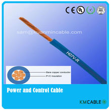 H07V-R single core wire euro standard installation cable