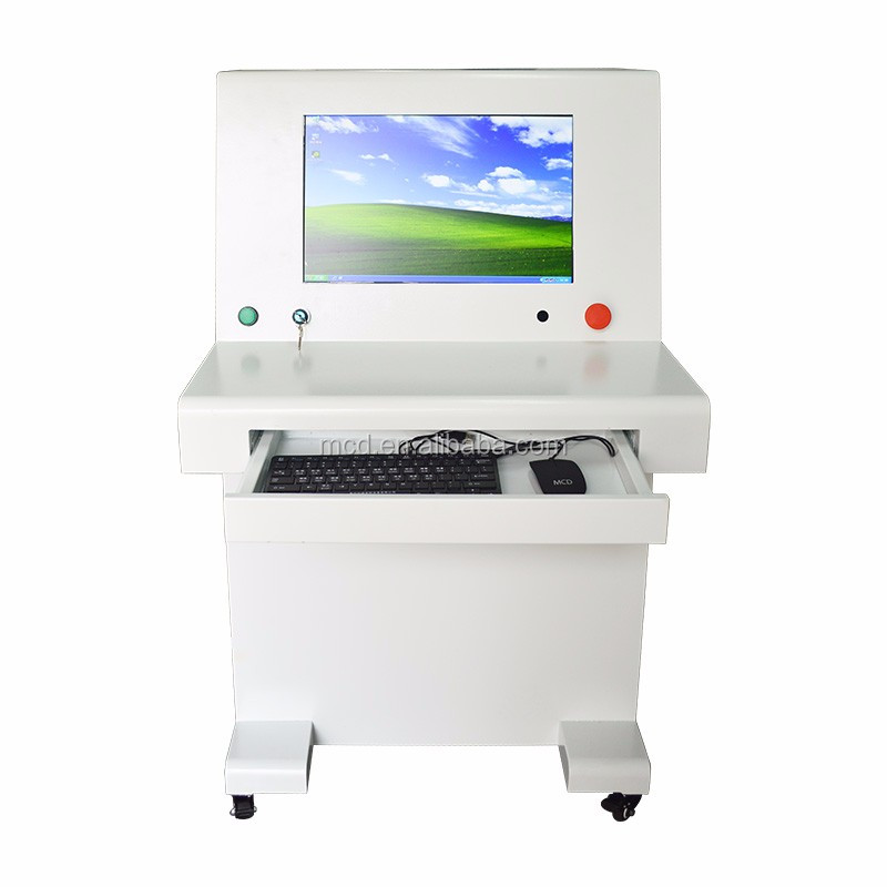 Middle Size Aviation Baggage And Parcel Inspection X-Ray Luggage Scanner MCD-6550