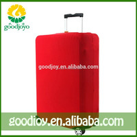 China Wholesale fabric luggage cover and plastic protective luggage cover