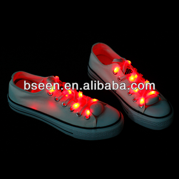 Nylon led shoelace best electronic christmas gifts 2014