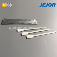 TX714A white ABS handle Consumable Flexible Double-layer polyester swabs