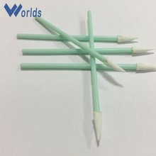 fine quality good price polyester tip swab cleanroom swabs