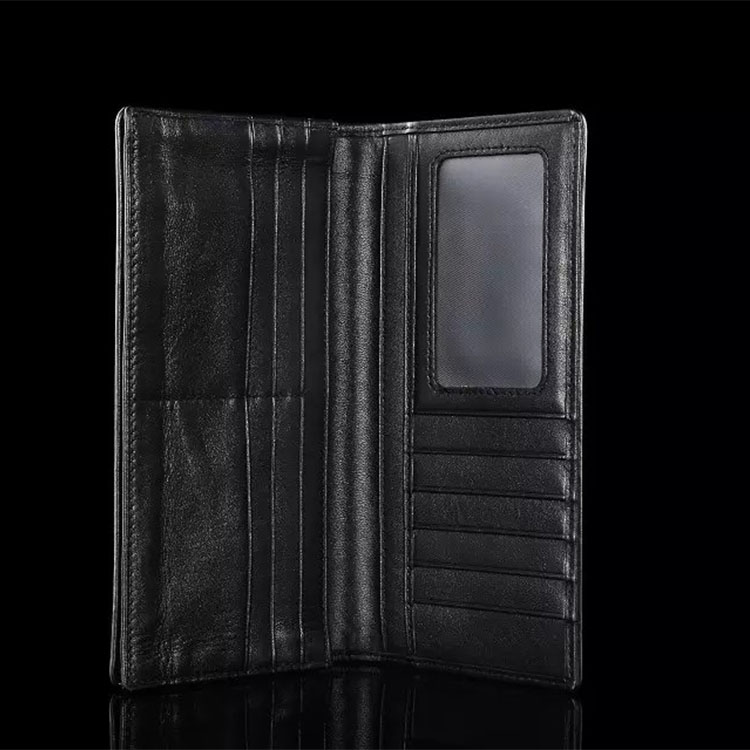 New product Leather Business name Card <strong>wallet</strong> for sale