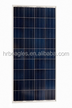 Poly crystalline Solar Panel 50W