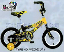 The heavy Russian bicycles with four wheels CE children bikes