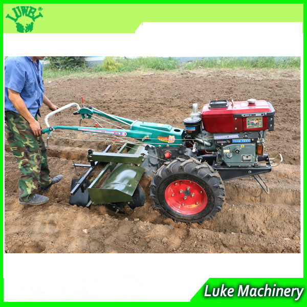 To Two Wheel Tractor Rototiller : Diesel wheel tractor tiller hot sale with cheap price