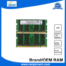 buy cheap laptops in china ddr2 800mhz 2gb ram