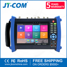 factory price 4k Camera cctv Tester cable scan 12V Power Output Video AHD CVI TVI SDI in one
