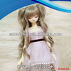 New arrival excellent quality small doll wig for american girl doll