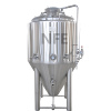 CE Certificate China manufacturer beer equipment 10hl fermentation unitank for microbrewery 1000L