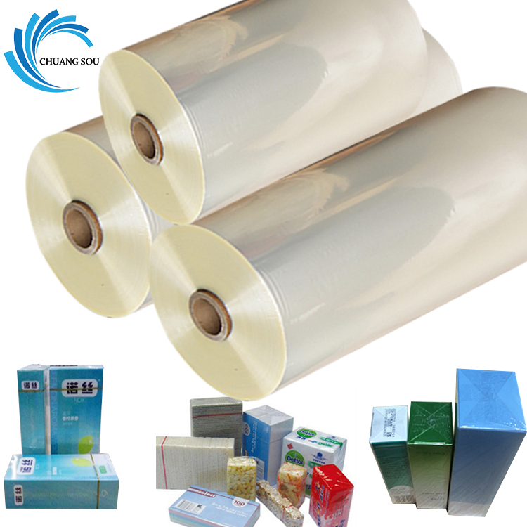 China Hot Sale Transparent BOPET Products Film PET Plastic Jar <strong>Roll</strong>