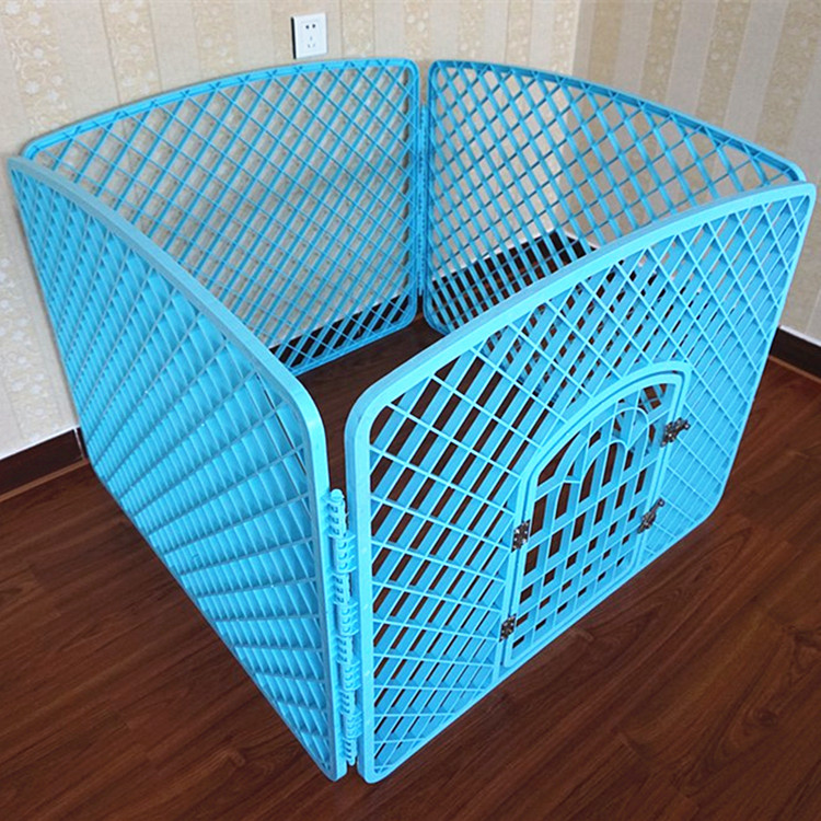custom plastic dog house pet kennel pen cat playpen rabbit house