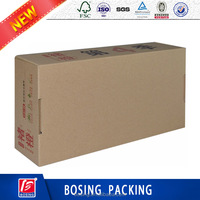 Cheap Corrugated cardboard packaging box