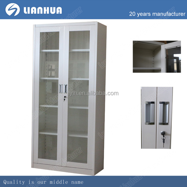 Office furniture/steelfiling cabinet glass cabinet /cabinet for sale