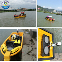 7 person plastic fishing boat&rescue boat
