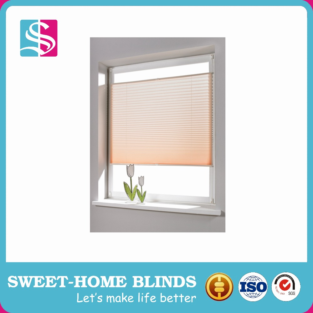 Interior Decorative Printed Window Blinds&Pleated Blinds