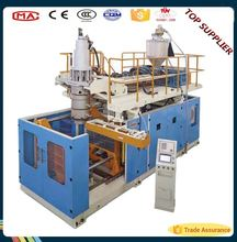 Low energy cost automatic blowing plastic products extrusion blow molding machine