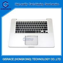 "Top Case Topcase Keyboard for MacBook Pro 15"" A1286 2011 2012 No Trackpad"