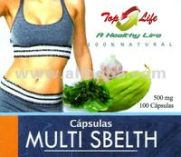 MULTI SBELTH LOSS WEIGHT (Caigua, garlic, Seaweed and L. Carnitine)
