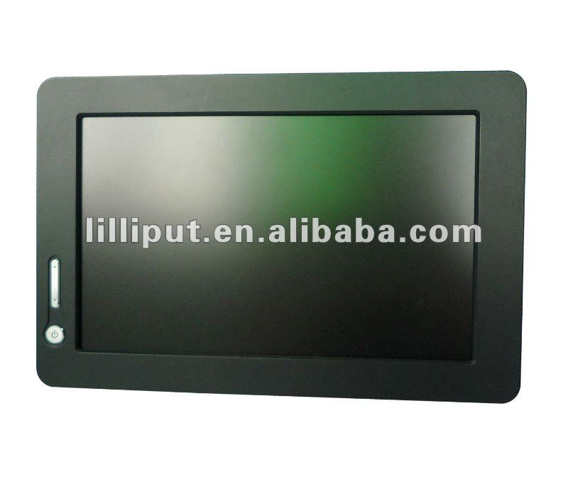 Lilliput with 2 Built-in Speakers 7 Inch USB Touch Monitor