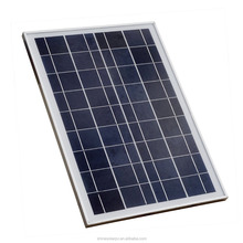 Reliable performance 25w poly solar panel 12v solar panel