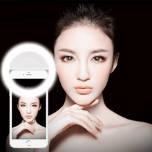 Customized private label selfie ring light for iphone x