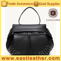 E1410 ledis top fashion new brand studded tote wholesale bags