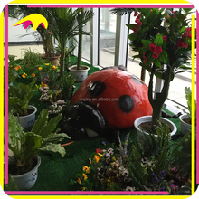 KANO0848 Attractive Decoration Artificial Animatronic Big Insect