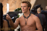 Hot Movies The Hunger Games Catching Fire Finnick's Shell Halskette Gaes Necklace Pendant Prop Replica Jewelry Charm Souvenir