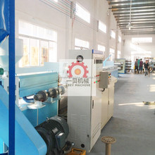 price of polythene polyester polyethylene plastic film monofilament extrusion machine